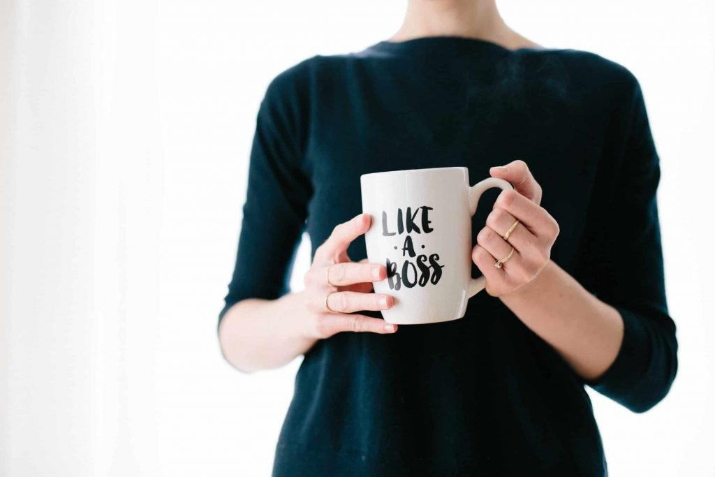 female boss affirmations for business success