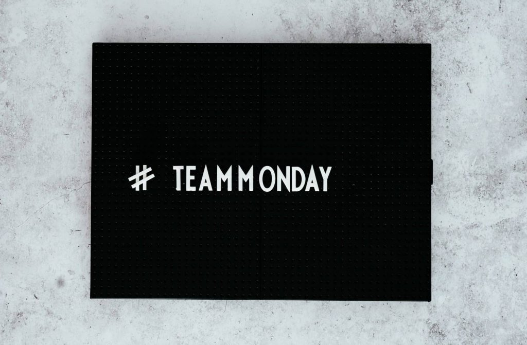 team monday! lets love mondays together, I have 7 reasons to do this