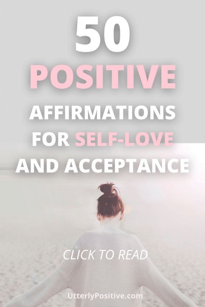 50 positive affirmations for self-love