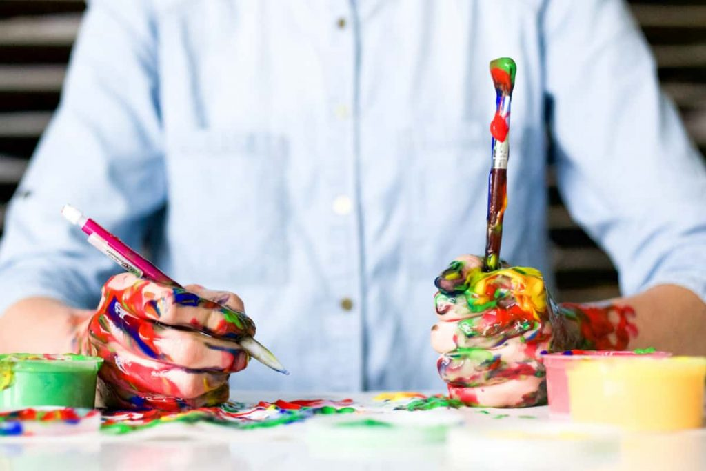 Creative affirmations for artists