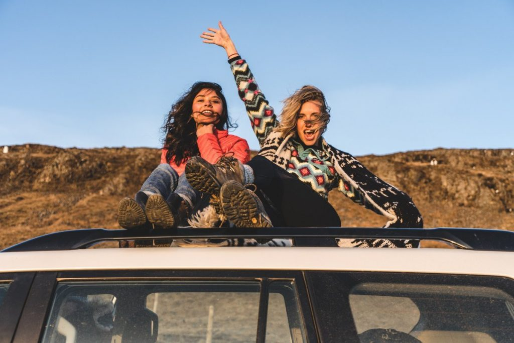 Best friend travel quotes for a getaway with your BFF