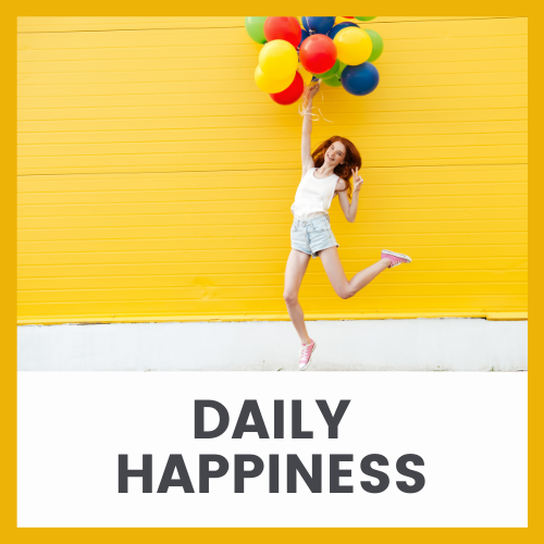 daily happiness resources
