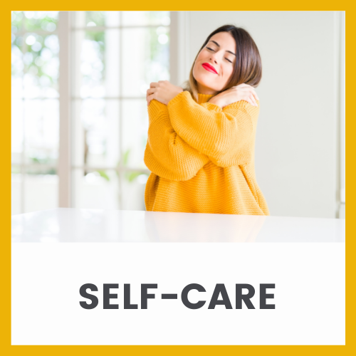 self-care tools and resources