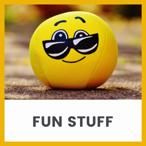 fun things to buy to be more positive