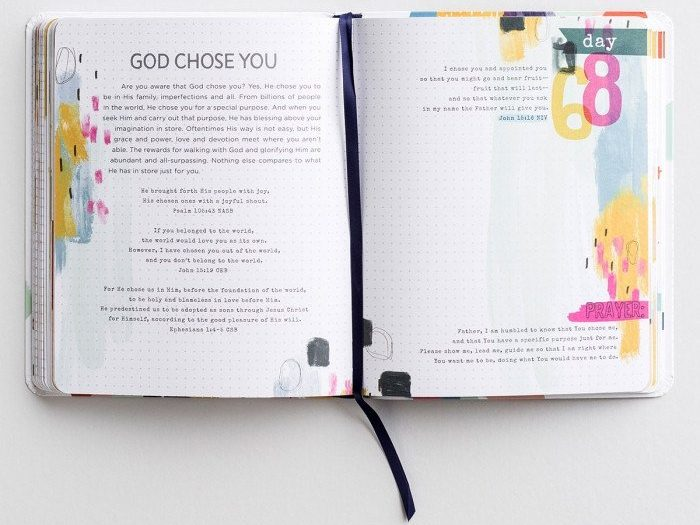 beautiful grace and gratitude journal with prompts