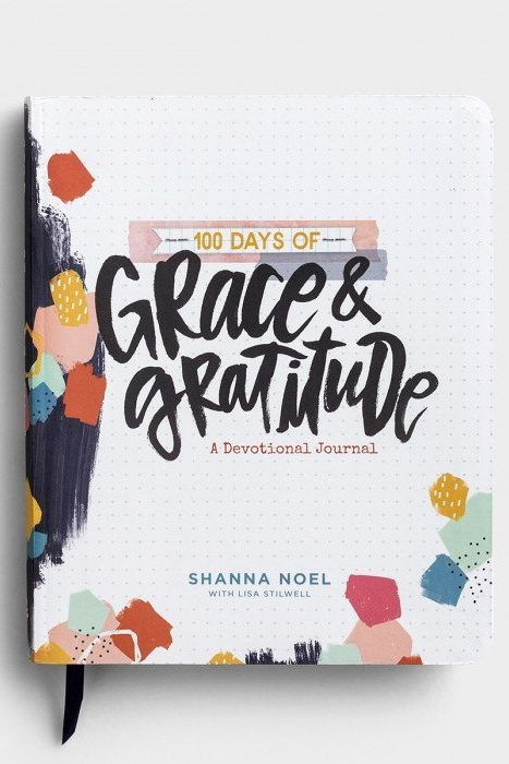 grace and gratitude journal with prompts