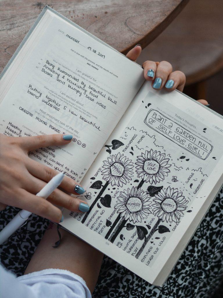 Gratitude Journaling Habit